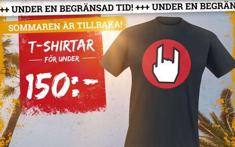 Köp din favorit t-shirt!