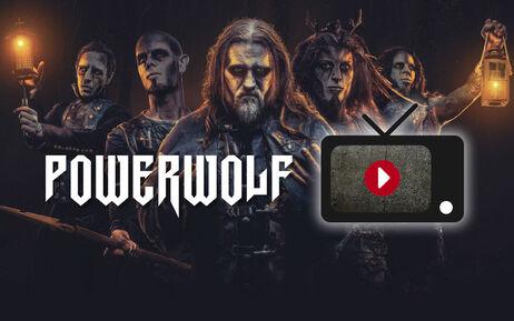 Den nya musikvideon från POWERWOLF!