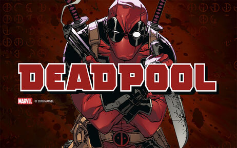 Deadpool kommer! Fixa dina chimichangas!