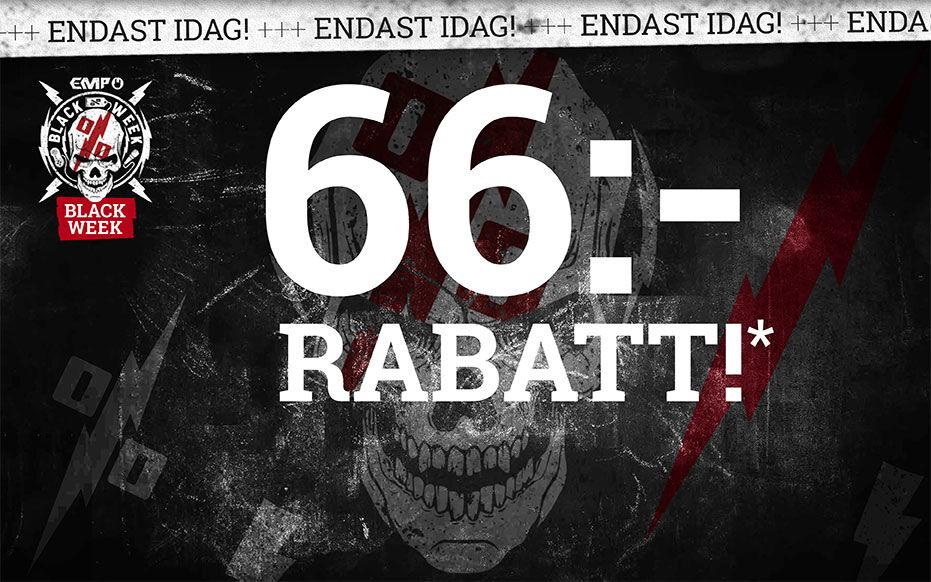 66:- RABATT!