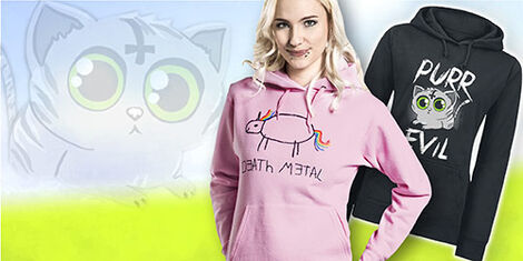 Luvjackor & luvtröjor för tjejer