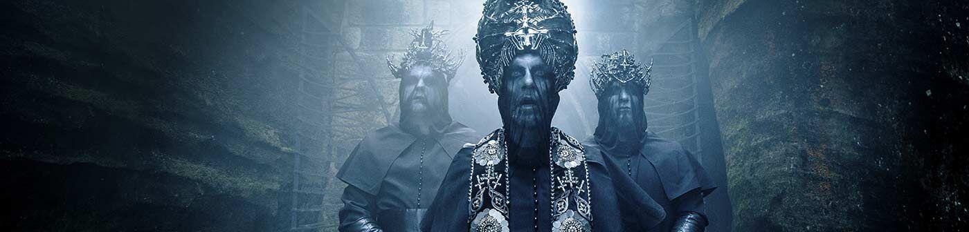 Pandemonic Incantations Behemoth Lp Emp