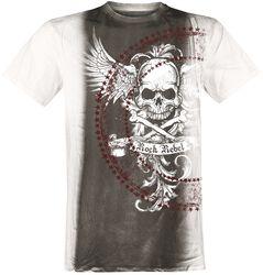 Wings Skulls Shirt