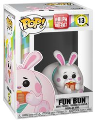 2 Ralph Breaks The Internet - Fun Bun vinylfigur 13