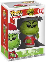 The Grinch (Chase-möjlighet) vinylfigur 12