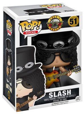 GN'R Slash Rocks vinylfigur 51