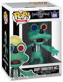 3 Goofy (Monsters Inc) vinylfigur 409