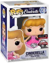 Cinderella (Diamond Glitter) Vinyl Figure 738
