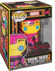 Black Light - Iron Man vinylfigur 649
