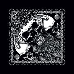Skull - Bandana