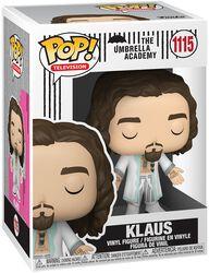 Klaus vinylfigur 1115