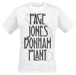 Page Jones Bonham Plant