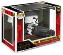 Episode 9 - The Rise of Skywalker - First Order Tread Speeder (Movie Moments) vinylfigur 320