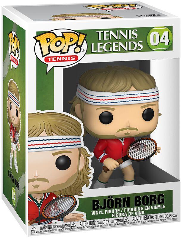 Björn Borg vinylfigur 04