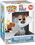 2 - Max in Cone vinylfigur 764