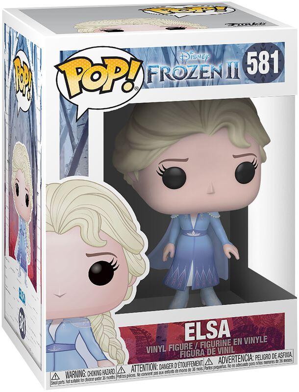 Elsa vinylfigur 581