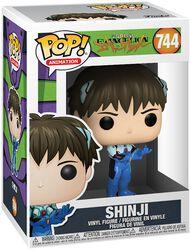 Shinji vinylfigur 744