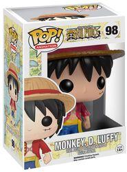Monkey D. Luffy - vinylfigur 98