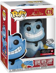 Genie with Lamp (Diamond Collection) (Glitter) vinylfigur 476