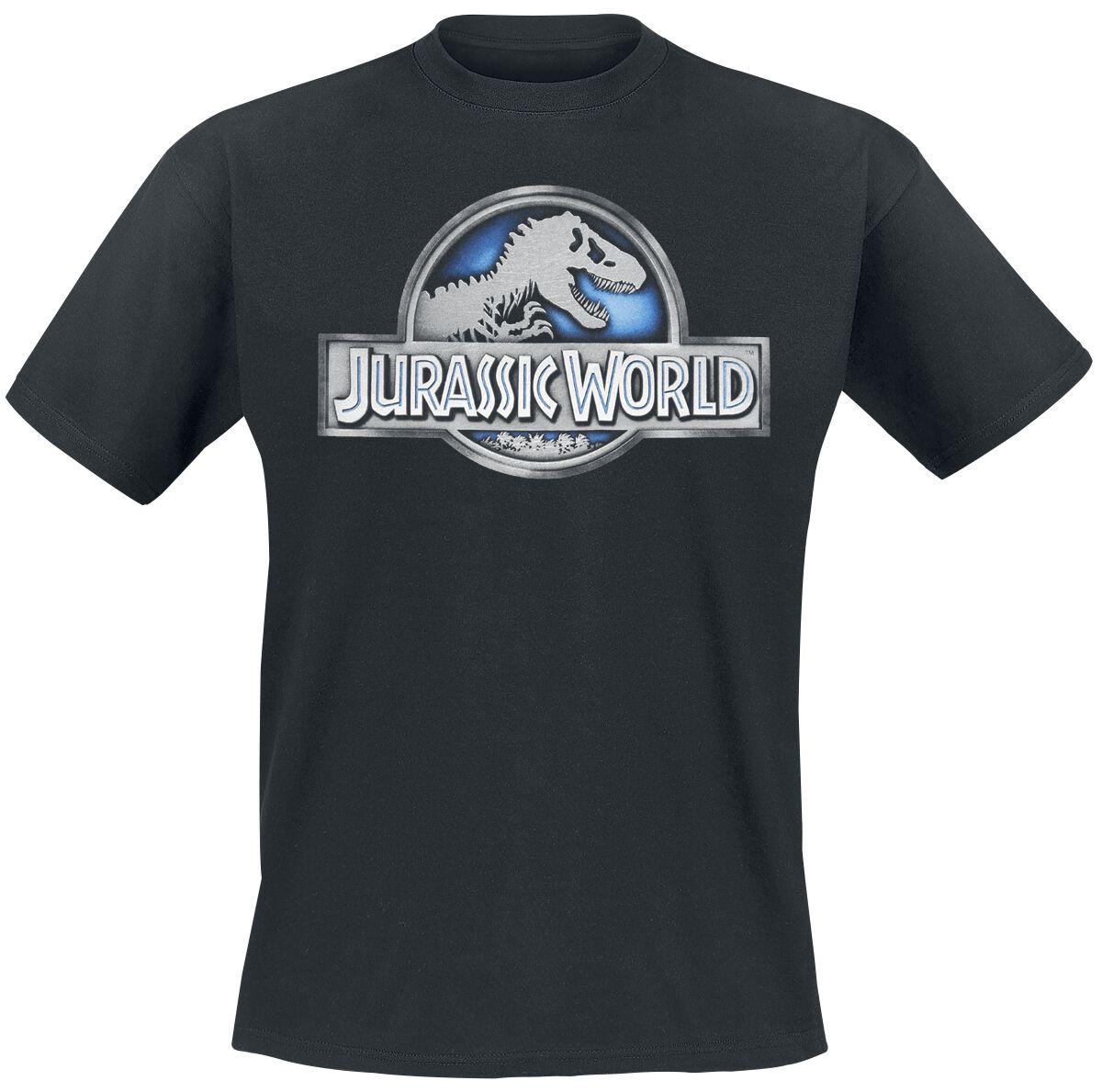 63544b596aae Logo | Jurassic World T-shirt | EMP