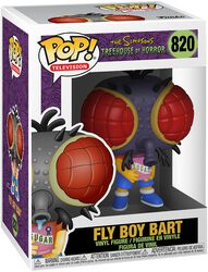 Treehouse Of Horror - Fly Boy Bart vinylfigur 820