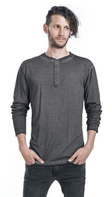 Spray Dye Henley