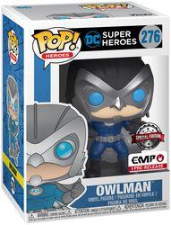DC Heroes Owlman Vinyl Figure 276