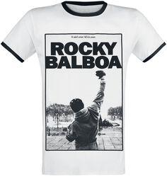 Rocky Balboa It Ain't Over 'Til It's Over.