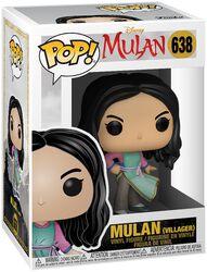 Live-Action - Mulan (Villager) vinylfigur 638