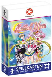 Sailor Moon - spelkort