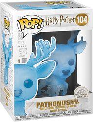 Patronus Harry Potter vinylfigur 104