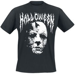 Michael Myers - Black Metal Logo
