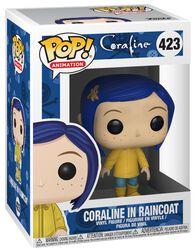 Coraline Coraline in Raincoat (Chase-möjlighet) vinylfigur 423