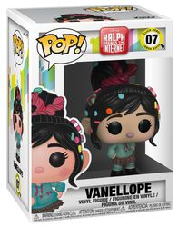 2 Ralph Breaks The Internet - Vanellope vinylfigur 07