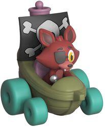 Super Racers - Foxy the Pirate vinylfigur