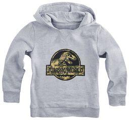 Jurassic World - Camouflage Logo