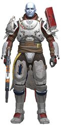 2 - Zavala actionfigur