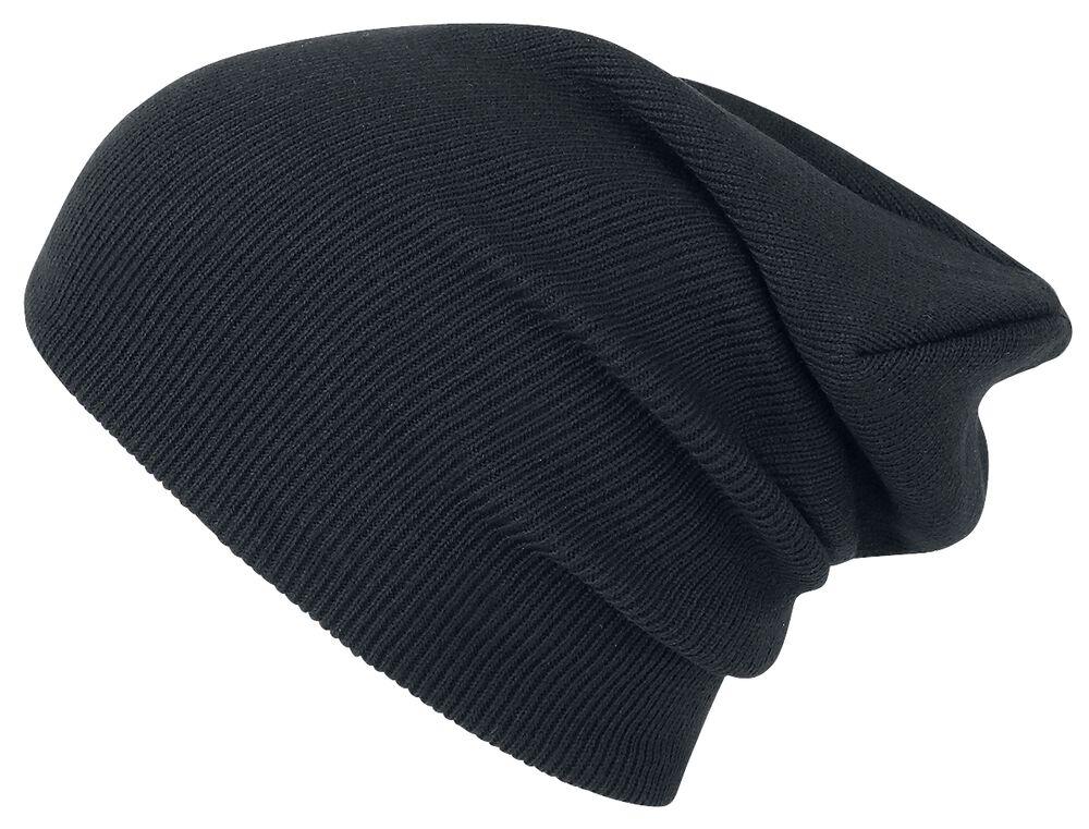 Beanie Basic Flap Long Version