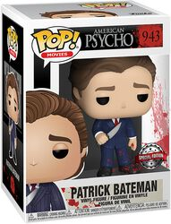 American Psycho Patrick Bateman vinylfigur 943