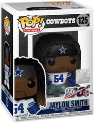 Dallas Cowboys - Jaylon Smith vinylfigur 125