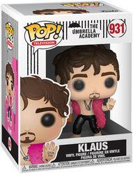 Klaus vinylfigur 931