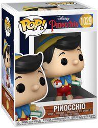 80th Anniversary - Pinocchio vinylfigur 1029