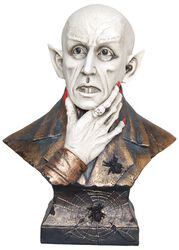 The Count - Vampire Nosferatu Bust