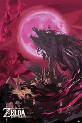 Breath Of The Wild - Calamity Ganon