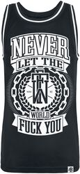 Never Let the World