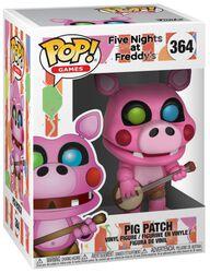 Pig Patch vinylfigur 364