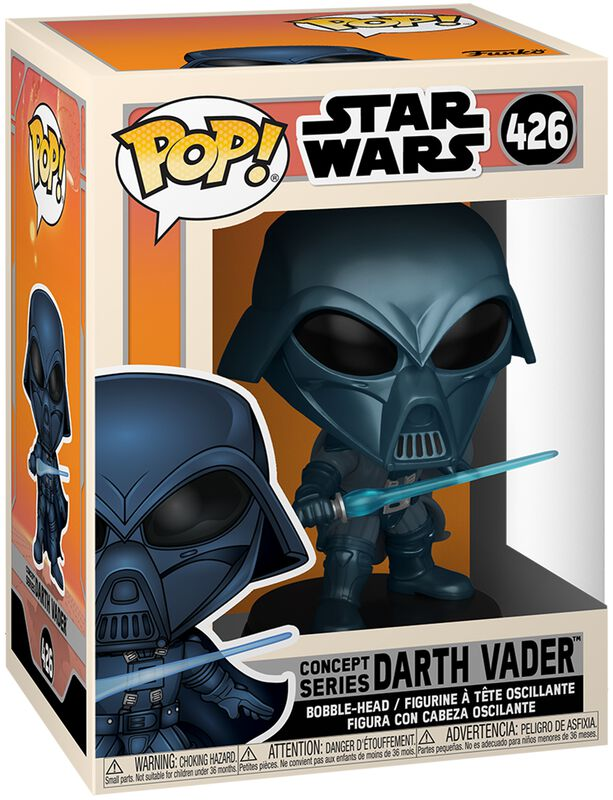 Alternate Vader (Concept Art) vinylfigur 426