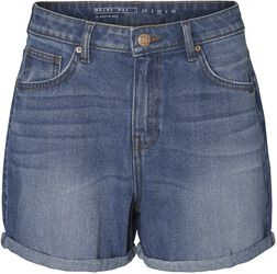 Be Liv Straight Denim Short