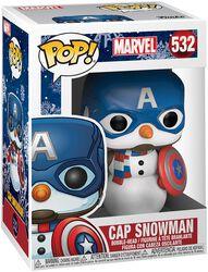 Cap Snowman (Holiday) - vinylfigur 532