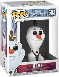 Olaf vinylfigur 583